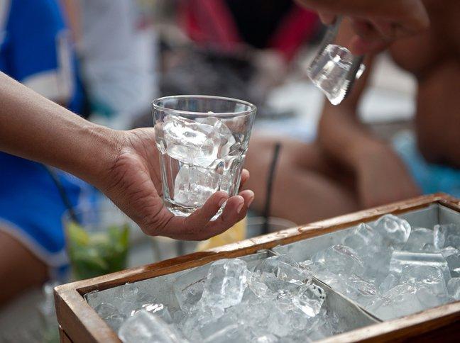 Event ice