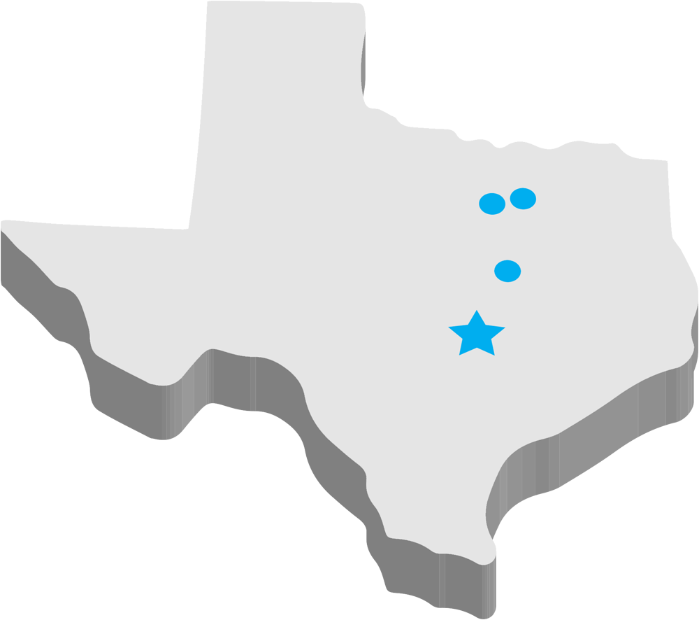 Emergency Ice Texas locations